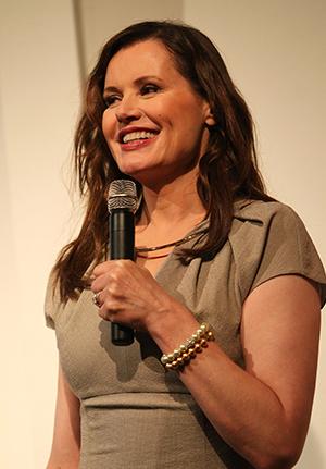 Geena Davis (Founder, Geena Davis Institute on Gender in Media)