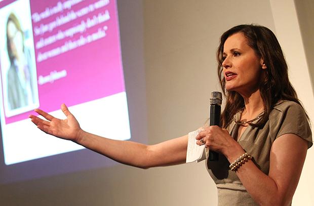 Geena Davis, Founder of Institute on Gender in Media