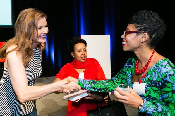 Geena Davis Institute 2015 Salon Power to Greenlight