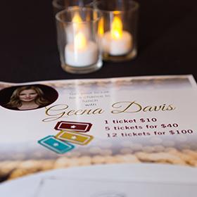 Geena Davis Institute Holiday Fundraiser