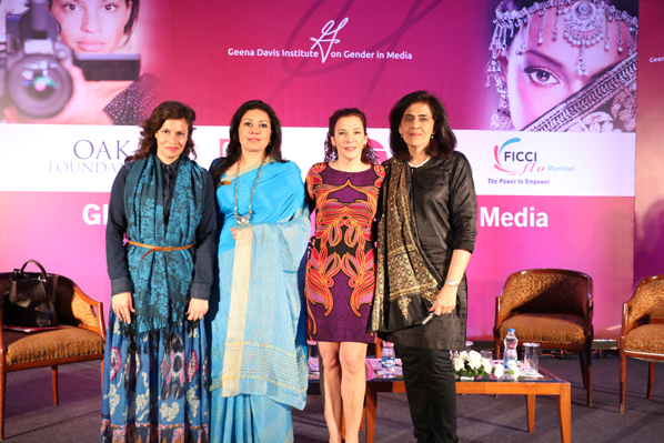 Geena Davis Institute 2016 Mumbai Global Symposium on Gender in Media