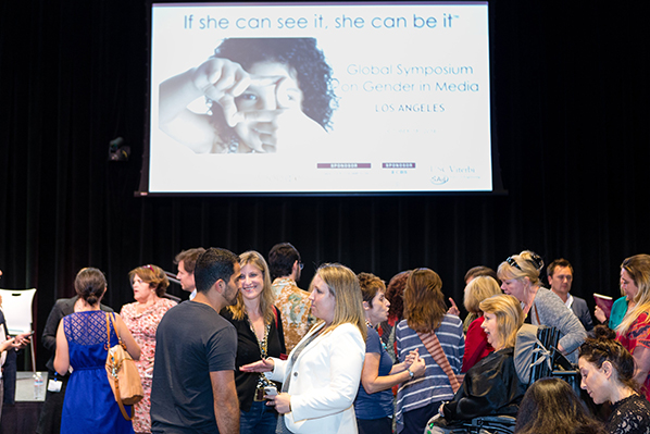 Geena Davis Institute Global Symposium Los Angeles