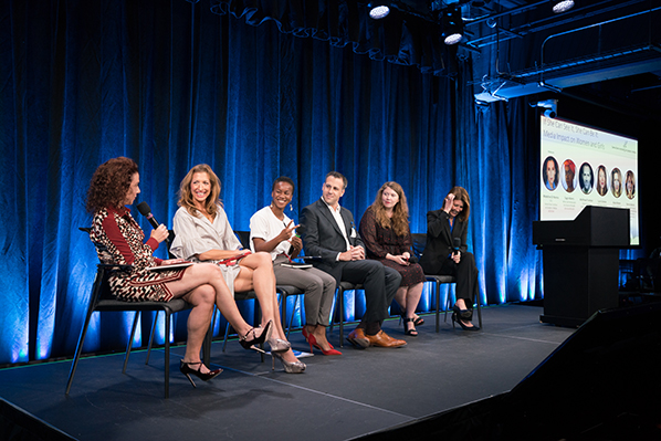 Geena Davis Institute 2016 New York Global Symposium on Gender in Media