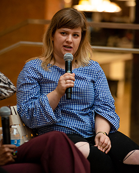 Anna Drezen, Comedian and Writer for Saturday Night Live