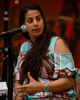 Maysoon Zayid, Comedian, Actress, Disability Advocate and Tap Dancer