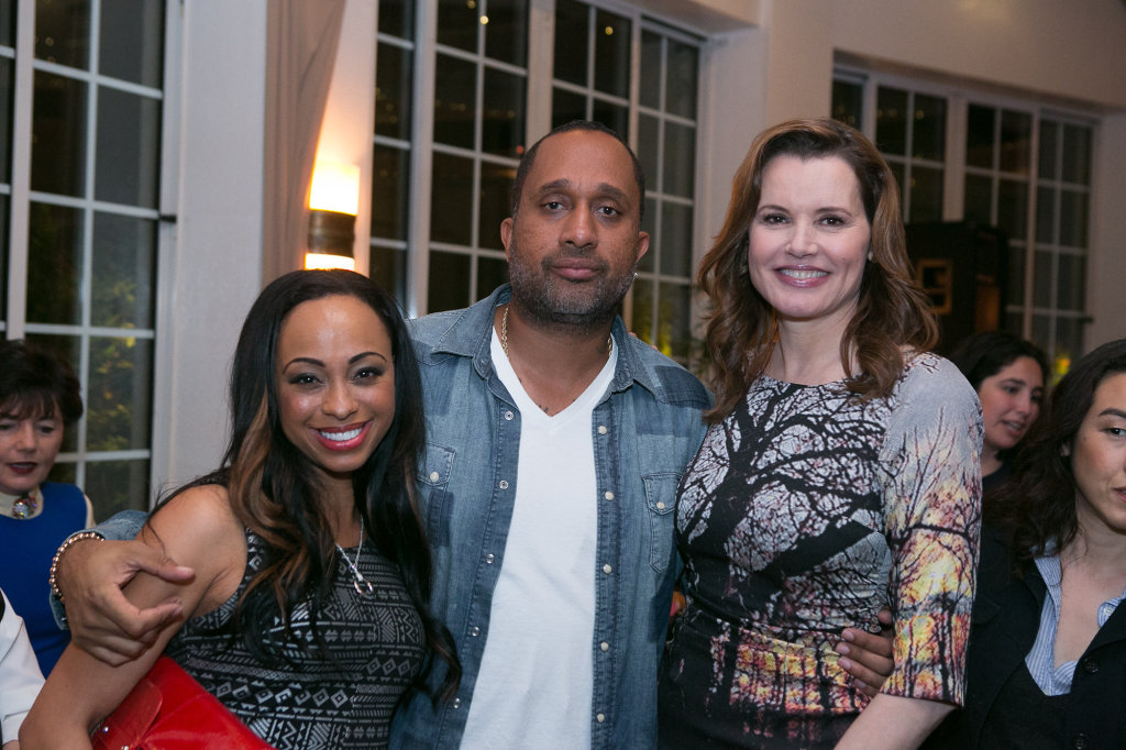 Geena Davis, Caryn Ward (actress), Kenya Barris (Black-ish)