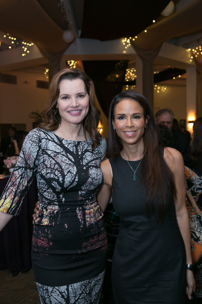 Geena Davis & Sil Lai Abrams (Truth in Reality)
