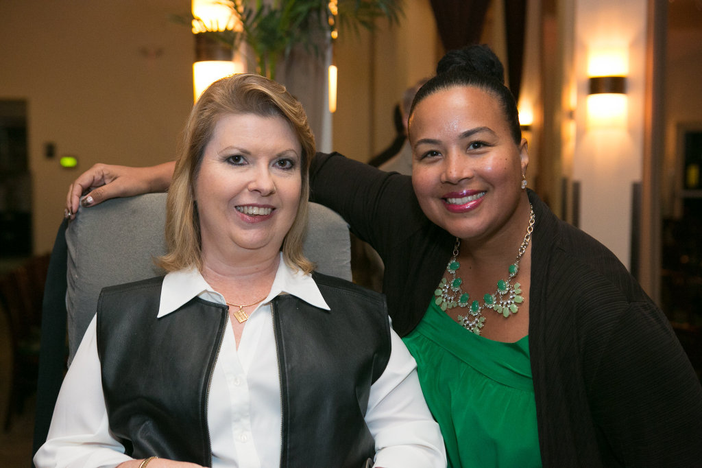 Jenni Gold (GoldPictures, Inc.), Tiffany Smith-Anoa'i (CBS)