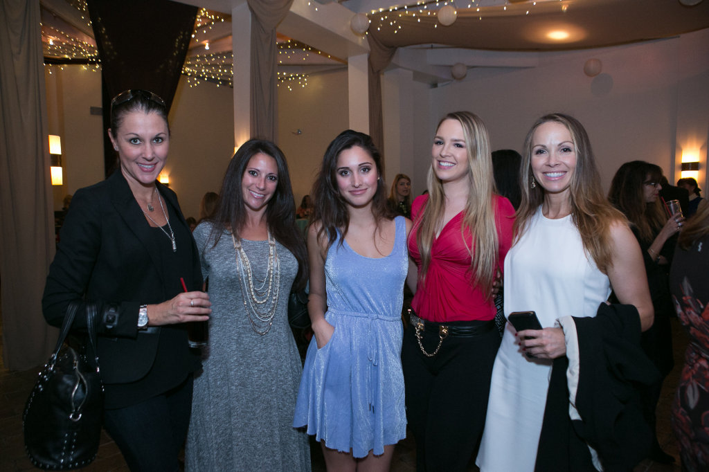 Trina Campbell, Courtney Dornstein, Leila Pedraza (Leila Pari Inc.), Lena Holland, Christina Martin