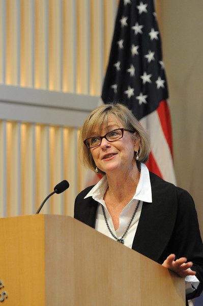 Kathleen Kuehnast, Global Symposium, Washington DC