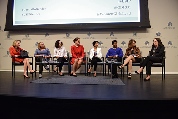 Panelists, Global Symposium, Washington DC