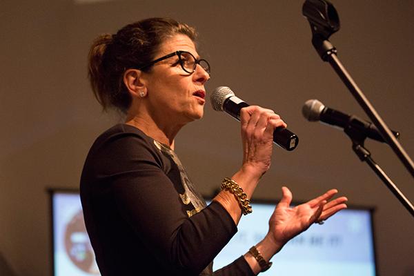 Geena Davis Institute Fundraiser at William Turner Gallery