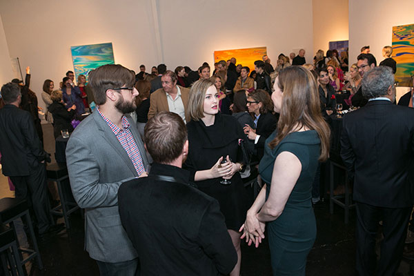 Fundraiser for Geena Davis Institute on Gender in Media