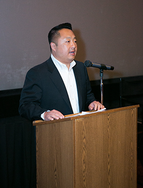 Gender on Media Global Symposium 2014, Los Angeles, Rob Kim, VP Business Development & Programming Promotion, AMC Theatres