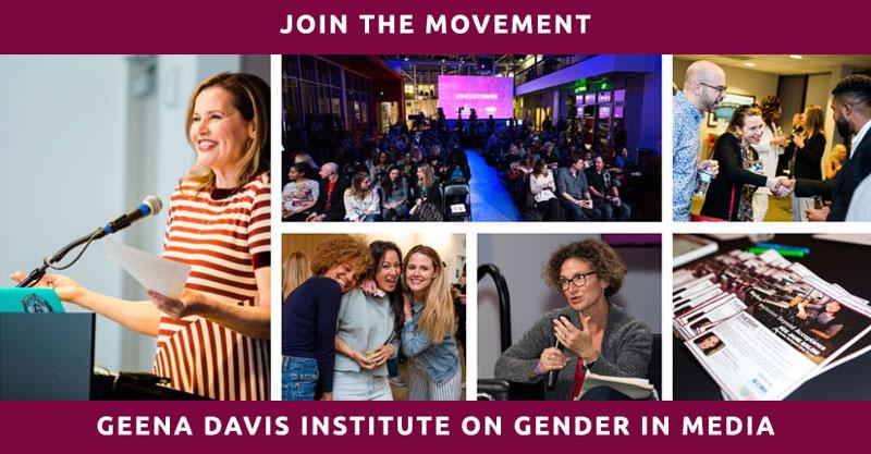 Geena Davis Institute on Gender in Media - See Jane
