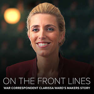 On The Front Lines War Correspondent Clarissa Wards Story See Jane