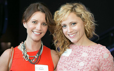 See Jane Salon - Panelist Taryn O'Neill and Annie Tedesco