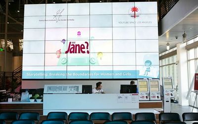 See Jane Salon at YouTube Space
