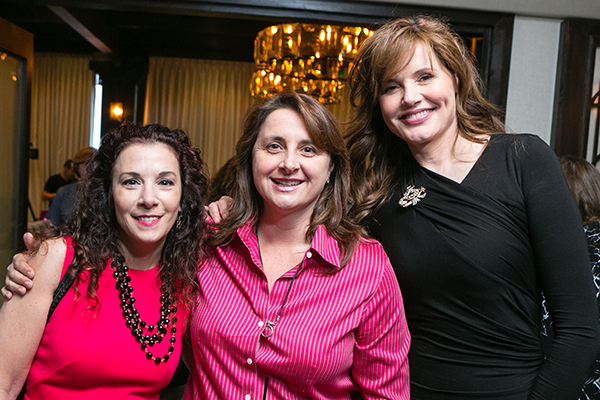 See Jane Salon - Madeline Di Nonno, CEO, Geena Davis Institute, Victoria Alonso, Executive VP of Visual Effects and Post Production, Marvel Studios and Geena Davis
